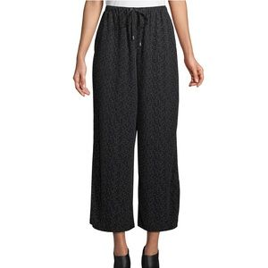 Eileen Fisher Morose Code Wide-Leg Pant
